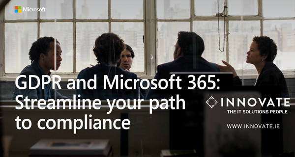 GDPR and Microsoft 365